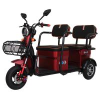 China 120Ah Electric Cargo Tricycle 60V Lead - Acid Battery Large Loading Capacity on sale