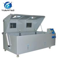 China ASTM B-117 standard cyclic corrosion salt mist test chamber price on sale
