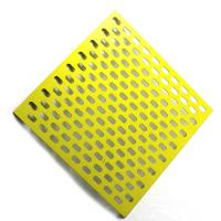 China Honeycomb Perforated Expanded Wire Mesh Sheet Panel Of Stainless Steel Aluminum on sale