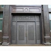 China Entrance door/villa door/exterior door, with fire-proof, explosion-proof and corrosion-proof on sale