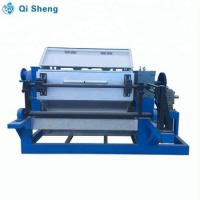 Best Waste Paper Pulp Tray Machine For Fruit Trays / Industrial Trays 3000kg Weight wholesale