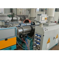 Cheap Flexible Plastic Fresh Air Double Wall Corrugated Pipe Extrusion Line for sale