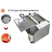 China 3.5kw Motor Power Automatic Food Processing Machines Fish Processing Machine on sale