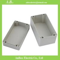 158x90x75mm Water proof electronics enclosures manufacturer