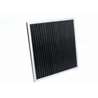 Best Pleated Activated Carbon Air Filter For Filtration Of UnPleasant Smell wholesale