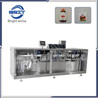 Best plastic ampoule forming filling sealing machine for Oral collagen with 380v wholesale