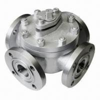 Buy cheap 4-way Ball Valve with Small Fluid Resistance from wholesalers
