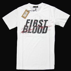 Best Dean Dan T Shirt Men Tops Cotton Tee Fist Blood (#239) wholesale