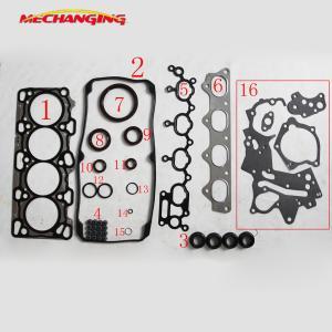 Best 4G63 METAL full set for MITSUBISHI GALANT VI engine gasket MD977436 MD976058 50218300 wholesale
