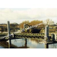 Best Modern Designed Military Style Temporary Military Steel Structure Bailey Bridge For Army Usage wholesale