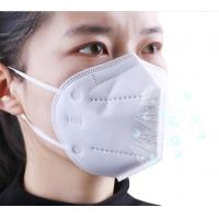 Best Daily Use KN95 Kn95 Face Mask Disposable Anti Dust Non Valve Mask In Stock wholesale