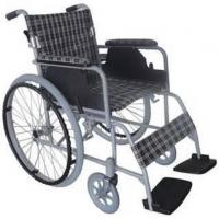 Buy cheap aluminium manual wheelchair LMAH132LA from wholesalers