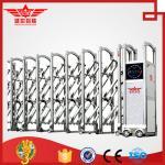 Best Single track motor operated swing stainless steel gate--J1430 wholesale