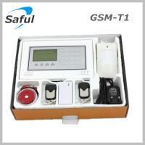 Best Saful GSM-T1 GSM alarm system Anti-thief alarm burglar alarm system wholesale