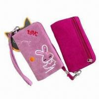 Best Mobile Phone Cases, Made of Cotton Material wholesale