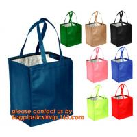 Best Top quality designer polyester insulated cooler lunch bag, wholesale cheap lunch cooler bag,promotional cooler bag wholesale