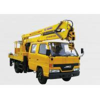 Best Durable Knuckle Boom Bucket Truck Lift For Aerial Lifting Machinery wholesale