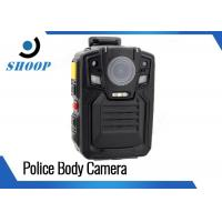 Best Wifi Body Worn Video Recorder IP67 Waterproof Grade For Police Officer wholesale