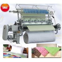 China Industrial Multi Needle Quilting Equipment Three Needle Bar 380V Or 220V Voltage on sale