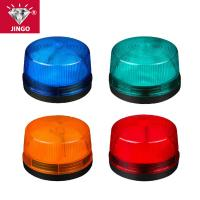 Conventional fire alarm systems flash light alarm,red/blue/yellow/green