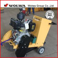 China Wolwa brand Concrete Cutting machine for sale on sale