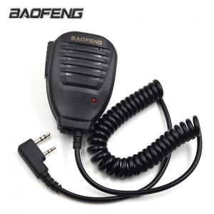 Best T-B6 Two Way Radio Accessories / Radio Speaker Mic Microphone PTT For Walkie Talkie wholesale