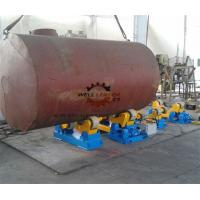 Best PU Coated Pipe Turning Rolls For Water Tank / Gas Tank / Oil Tank wholesale