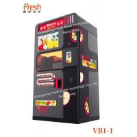 Best vending machine business hand juicer fresh orange mixed juice vending machines for sale with automatic cleaning system wholesale
