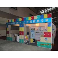 China 2 Tier Beige ABS Plastic Gym Lockers Corrosion Proof For Leisure Center on sale