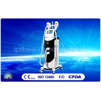 China RF And Vacuum Liposuction Cavitation Slimming Machine For Skin Tightening on sale