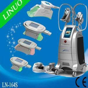Best ETG50-4S 4 cryo handles Fat Freeze Cryolipolysis Machine wholesale