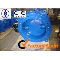 Best Ductile Iron EPDM Lined Electric Actuator Butterfly Valve Actuator Manual wholesale