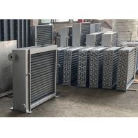 China SS Finned Tube Heat Exchanger , Finned Pipe Heat Exchanger Online Support on sale