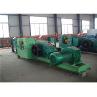Best 4mm Outlet Wire Cold Rolling Machine / Ribbed Wire Making Machine Max 150 M/Min wholesale