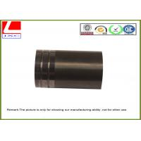 Metal Machined Parts CNC Stainless steel machining bush with nature color