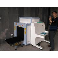 Best Dual Energy UK Detector X Ray Cargo Scanner Machine To Check Pallet Stable Performance wholesale