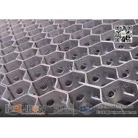 "Best AISI304 Hexmesh Grating | 2"" depth X 14gauge 