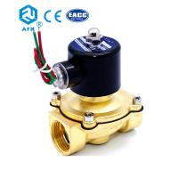 China Energy Saving Water Solenoid Valve Normally Open 1/8 Derect Acting Type Durable on sale