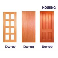 Best Outward Swing Timber Composite Doors With Locks , Handles wholesale