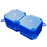 Best Marinas Plastic Floating Dock Cubes High Compression Load Long Lifespan wholesale