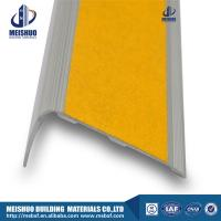 Best Safe aluminum stair tread 2015 with colorful adhesive carborundum insert wholesale