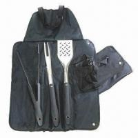 Best Barbecue Tool Set with Satin Polish Blade wholesale
