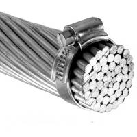 Buy cheap Aluminum Electrical AAC Bare Conductor With ASTM B232 IEC61089 Standard from wholesalers