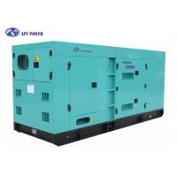 Best Heavy Duty 180 kVA Cummins Quiet Diesel Generator For Continuous Power Generation wholesale