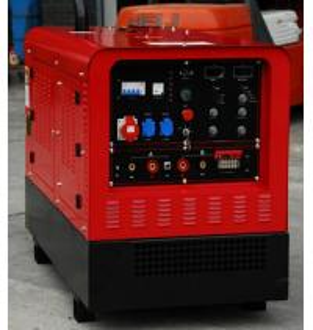 China Deutz F3L912 Air Cooled Engine Diesel Welder Generator 500amp Duty Cycle 60% IGBT Inverter on sale