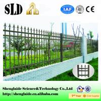 China Metal Fence Panels ISO9001 SLD-001 manufacturer on sale