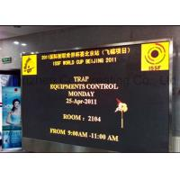 Best SMD P3 Indoor Advertising LED Display Big LED Video Wall Front Service wholesale
