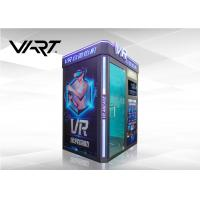 China Coin Operated Games Arcade 360 Degree Scenes Amazing VR Machine on sale