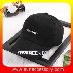 Best QF17044 Sun Accessory customized 5 panel baseball cap, Fashion ball cap for girls wholesale