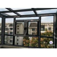 Best Powder Coated Surface Custom Aluminium Frame Windows For Housing Series wholesale